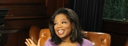 my hero is oprah winfrey Apple and oprah winfrey have a signed a multi-year content  personally, i'm  tired of seeing oprah and having her invade my life due to her.